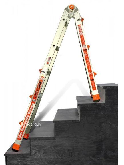 Model 13 Little Giant Alta One Ladder 250 Lb Rating